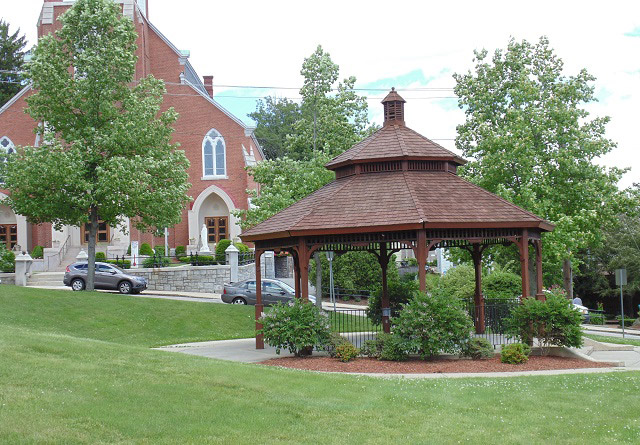 Marlborough gazebo