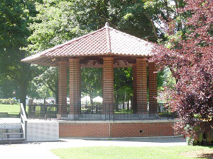 Town Common Bandstand